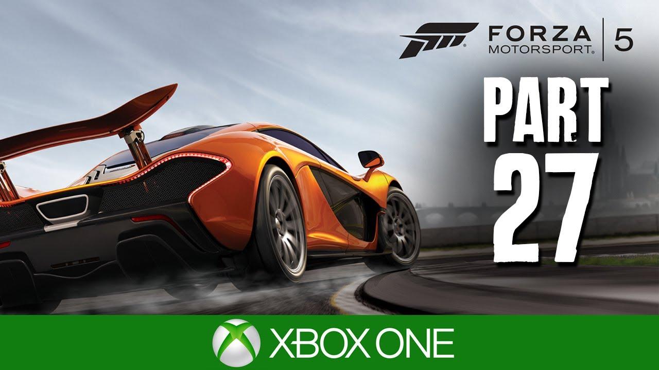 forza motorsport 5 gameplay walkthrough part 27 middle