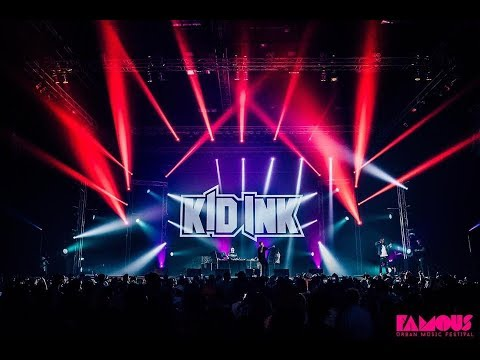 Urban Music Festival presents KID INK LIVE IN BANGKOK [01]