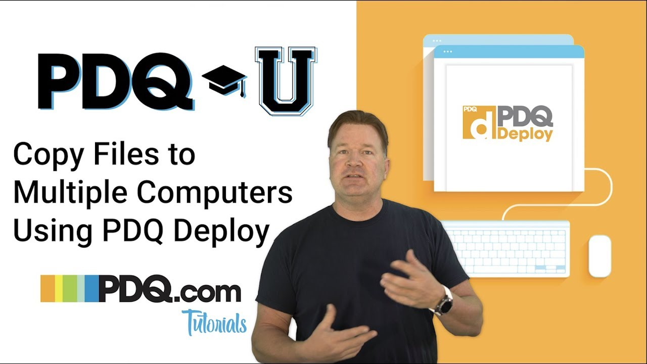 Copy Files to Multiple Computers Using PDQ Deploy