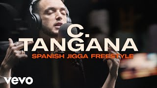 "C. Tangana - ""Spanish Jigga Freestyle� Official Performance"