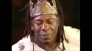 Batista vs  King Booker   World Heavyweight Championship  FULL LENGTH MATCH   SmackDown