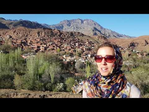 Travel to Abyaneh in Iran (em português) / Viagem para Abianeh no Irã