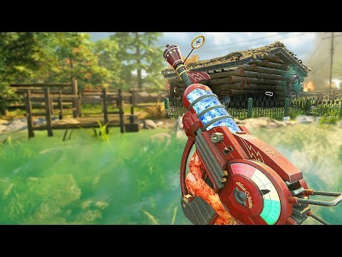 This zombies map is so beautiful \