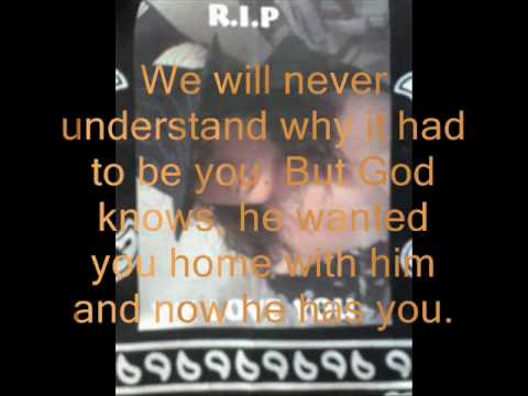 RIP AMBER HESS-I MISS YOU BY. MILEY CYRUS