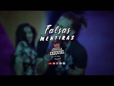 Ozuna - Falsas Mentiras (Remix) | Alexis Exequiel (DJALE!)