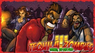 Tequila Zombies 3 Abandoned Miners Rush Gameplay
