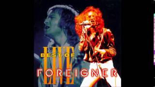 03. Foreigner - Damage is Done [Classic Hits Live 1993]