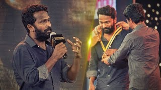 Vetrimaaran Reveals about Dhanush's VADA CHENNAI | RJ Balaji wants to Cry!