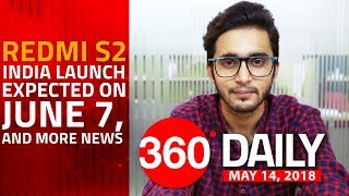 Redmi S2 India Launch, OnePlus 6 Price Leaked by Amazon, and More (May 14, 2018) thumbnail