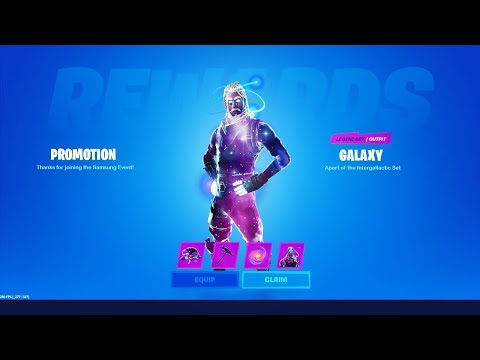 The GALAXY SKIN Is BACK *Available Now*