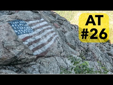 AT#26 PENNSYLVANIA BLUES Appalachian Trail Thru-Hike 2018