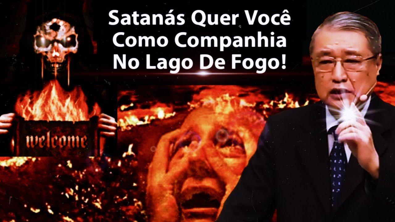 Satanás quer Você como Companhia no Lago de Fogo - Miguel Ma