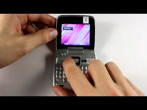 TechnoCrash#42: Alcatel OT-808: Immersion in water for 20 sec.