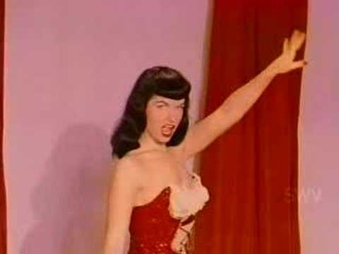 Something Weird Teaserama Featuring Betty Page