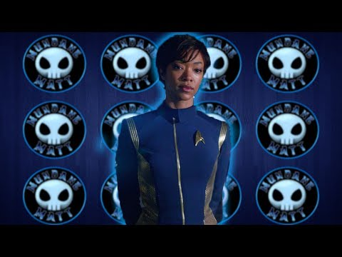 """Is STAR TREK: DISCOVERY guilty of """"White Genocide""""? (no it isn't)"""