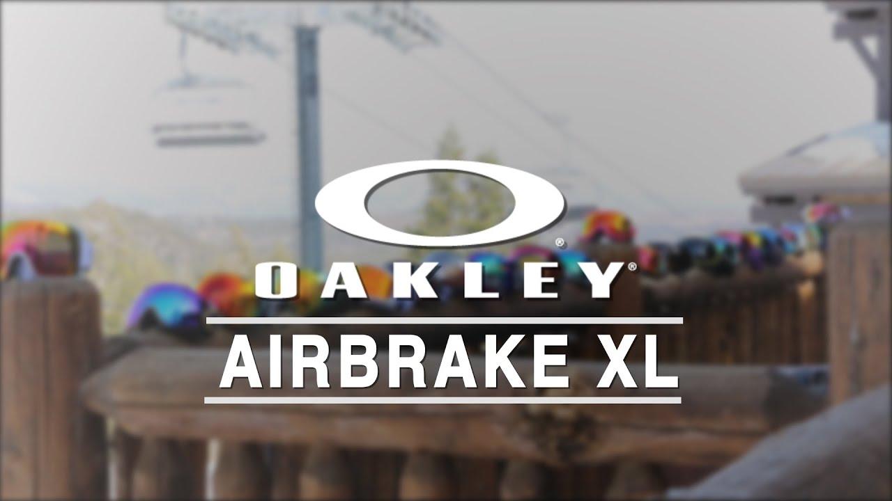 oakley airbrake xl engine room
