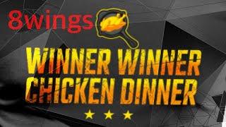 PUBG mobile winner winner chicken dinner live