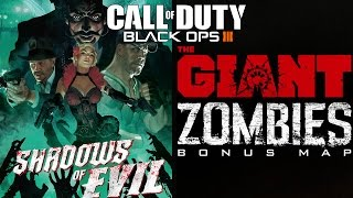 BO3: Zombies | First Try Shadows of Evil & The Giant LIVESTREAM