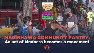 Maginhawa Community Pantry: An act of kindness becomes a movement