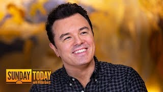 Seth MacFarlane: Execs In 'Murdoch Land' Are OK With Me In 'The Loudest Voice' | Sunday TODAY