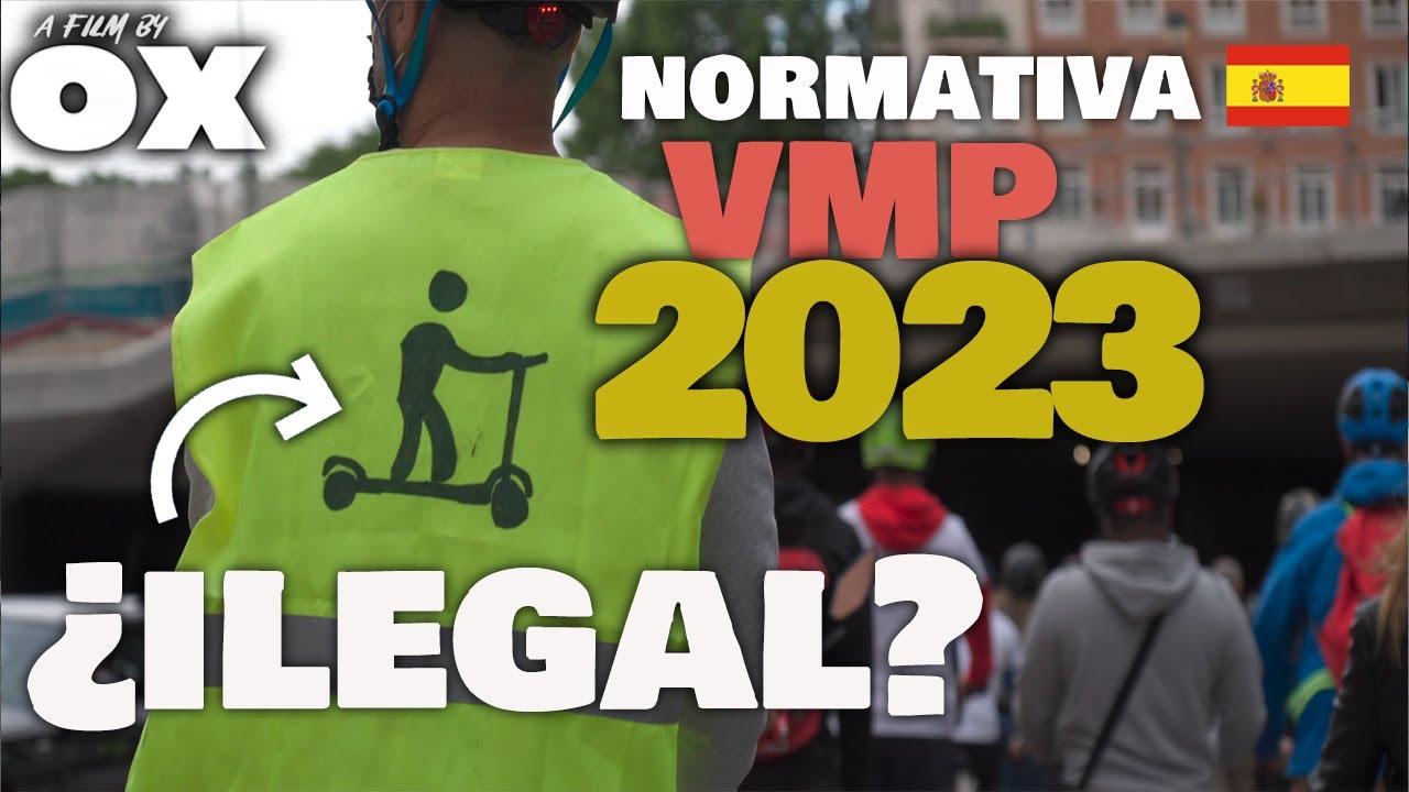 Download 🛑⛔️NORMATIVA de PATINETES ELECTRICOS VMP 2021 | Tienes que SABER ESTO❗️