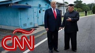 Trump en Corea del Norte: su política exterior no es consistente
