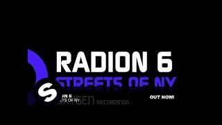 Radion 6 - Streets of NY (Original Mix)