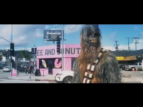 """Chewbacca Comes to L.A. for """"The Empire Strips Back"""""""