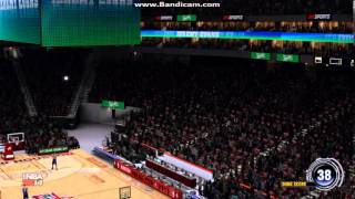 NBA 2K14 PC Sprite Slam Dunk Contest Final Round!