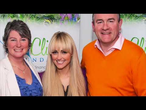 Leanne Moore & Good Food Outlet fundraise for Cliona's Foundation