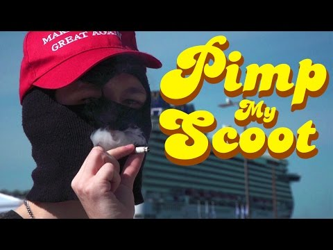 PIMP MY SCOOT!