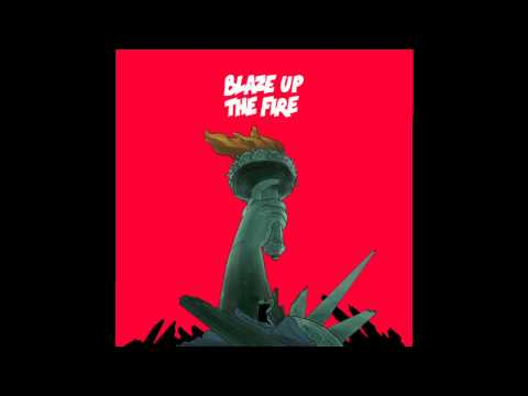 Major Lazer - Blaze Up The Fire (feat. Chronixx)