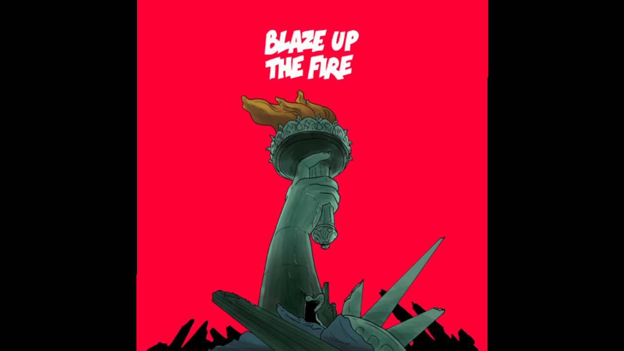 Download Major Lazer - Blaze Up The Fire (feat. Chronixx)