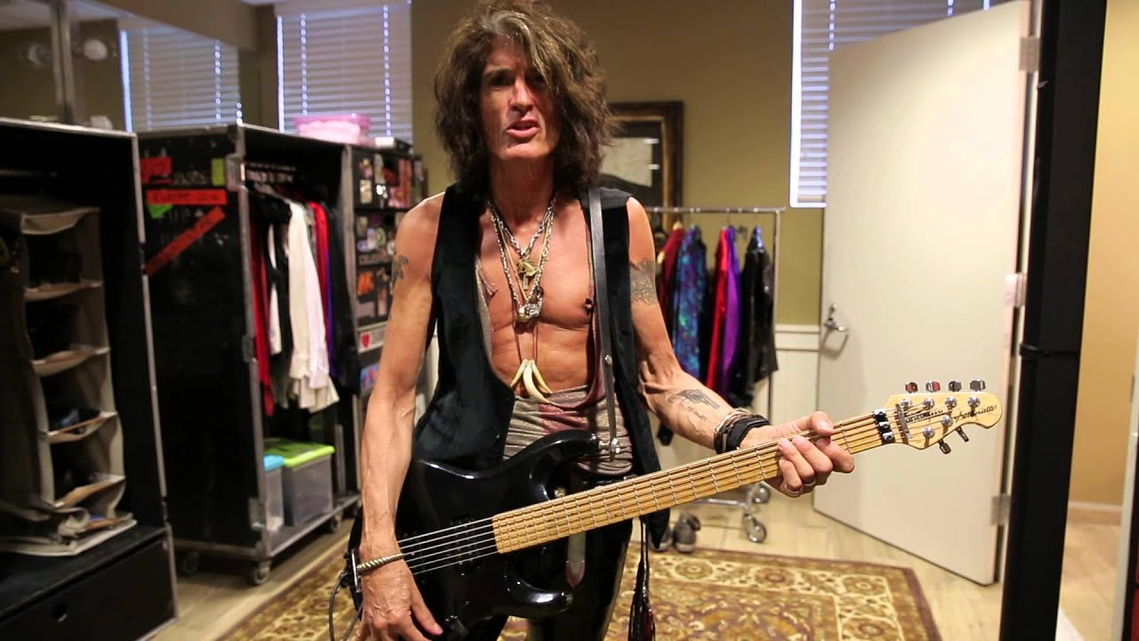 Joe Perry And His Guitar Youtube Born anthony joseph pereira on 10th september, 1950 in. joe perry and his guitar