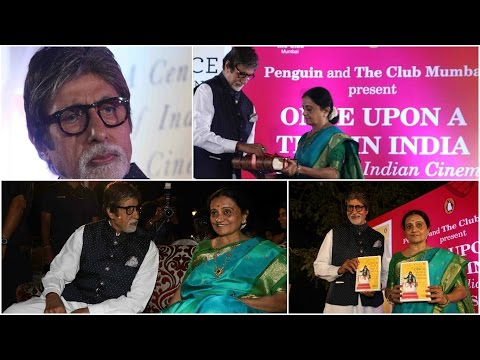 UNCUT: Amitabh Bachchan At Launch Of Once Upon A Time In India A Century Of Indian Cinema