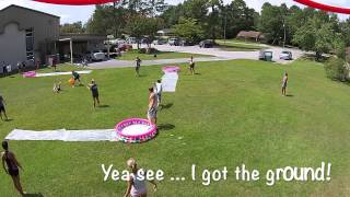 Georgia Southern Catholic Eagles - Kiddie Pool Kickball