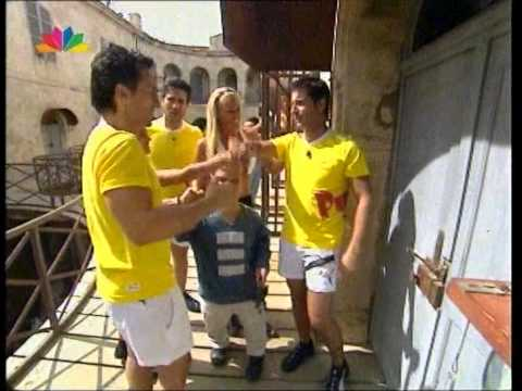 Fort Boyard IV - Greece - Celebrities