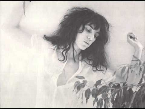 Patti Smith - Dancing Barefoot (Lyrics)