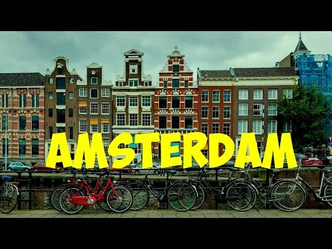 Amsterdam Holland Travel Guide - TravelVic