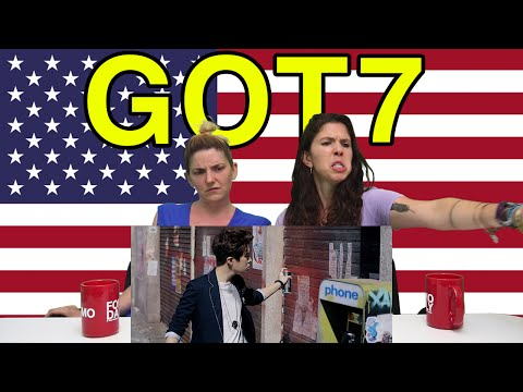 """Americans React to Got7 """"If You Do"""""""
