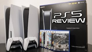 PlayStation 5: A Critical Review - 2 Months Later, How Good Is PS5? (Console, DualSense, UI, Games).