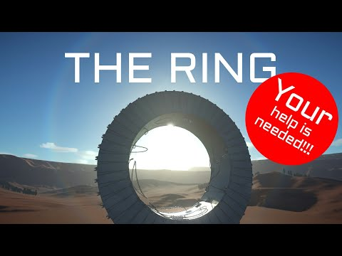 THE RING - Planet Coaster Project // Your help is needed!