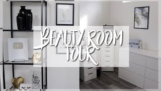 Download BEAUTY ROOM REVEAL + TOUR || EVETTEXO Mp3 and Videos