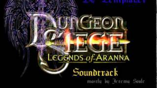 Dungeon Siege 1 - Legends of Aranna Soundtrack - The Dead