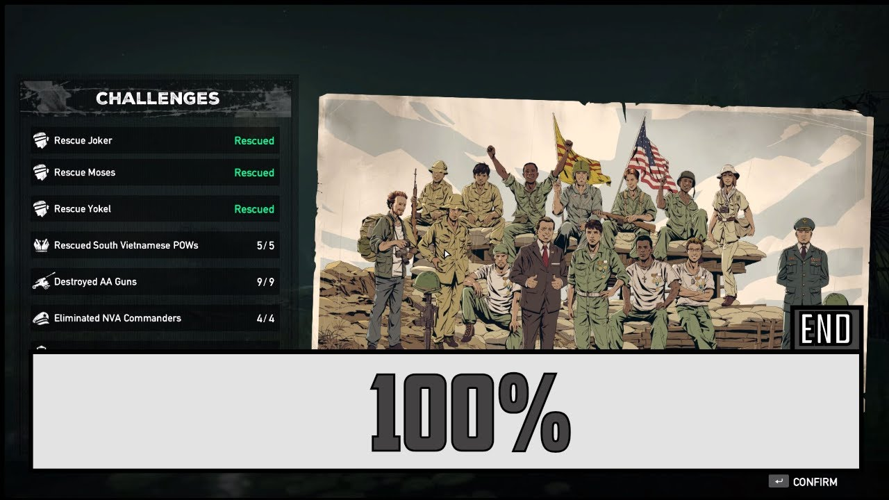 Farcry 5 Hours Of Darkness 100 Complete Gameplay Ending Pc