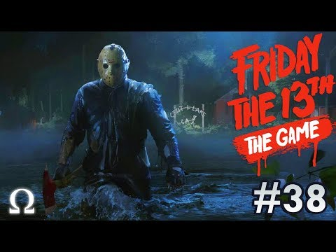 LIL' WHEEZY, DERPY OFFROAD CHASES! | Friday the 13th The Game #38 Ft. Friends