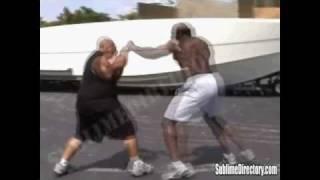 Kimbo vs Big Mac and Afropuff