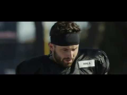 Hulu TV Commercial, 'Baker Mayfield's Hulu Has Live Sports Audible'   ISpot Tv