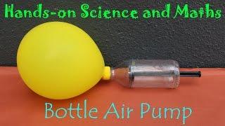 Bottle Air Pump   Kannada