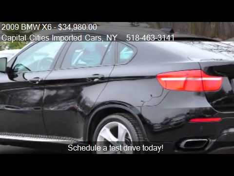 2009 BMW X6 xDrive50i AWD Sedan 4dr for sale in Glenmont, NY